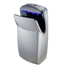 Surface-Mounted Sensor-Operated Hand Dryer with High Impact ABS Cover