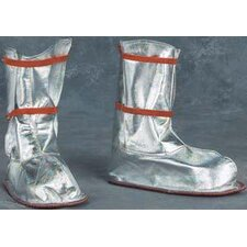 Aluminized Kevlar® Blend Overshoes With 4-Ply Zetex Plus® Sole