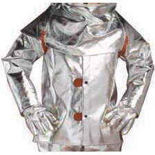 "Large Aluminized Rayon 30"" Coat"