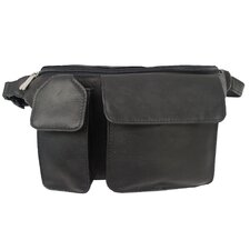<strong>Piel Leather</strong> Adventurer Waist Bag with Phone Pocket