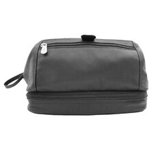 "Traveler ""U""-Frame Travel Kit with Zip Bottom"