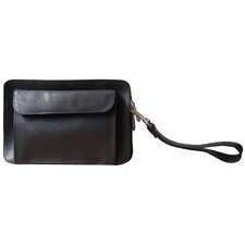 <strong>Piel Leather</strong> Adventurer Pocket Book Bag
