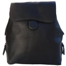 <strong>Piel Leather</strong> Fashion Avenue Ladies Backpack