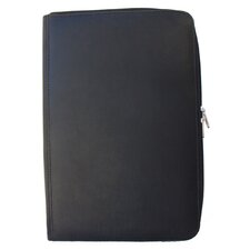 Zippered Legal Size Notepad