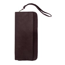 Traveler Zippered Passport / Ticket Holder