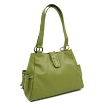 Ladies Pyramid Handbag