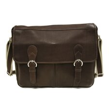 Entrepreneur Classic Expandable Messenger Bag