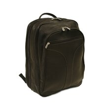 <strong>Piel Leather</strong> Entrepreneur Checkpoint Friendly Urban Backpack