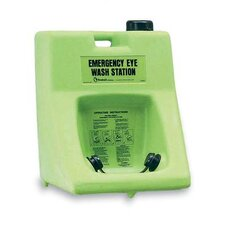 Stream® II Emergency Eyewash Station With Fend-all® Water Preservative