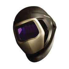 "<strong>Hornell Speedglas</strong> 9100 Series Welding Helmet With 9100X 2.1"" X 4.2"" Shades 5 And 8 - 13 Auto Darkening Lens And Side Windows"