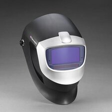 FlexView Welding Helmet With Variable Shade Auto-Darkening Lens And Side Windows