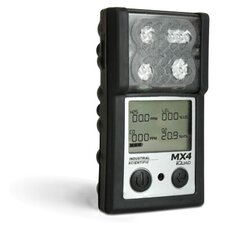 iQuad™ Portable Gas Detector For LEL With Lithium-Ion Battery