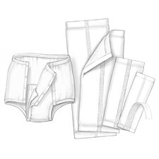 Surecare Undergarment Brief Liner