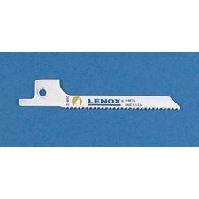 "3"" X 1/4"" X .032"" Lenox® Bi-Metal Reciprocating Saw Blade With 14 Teeth Per Inch"