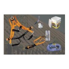 Roofing Kit With 8173 Microloc™ & 50' Lifeline