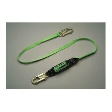 Nylon Web Lanyard With 2 Locking Snap Hooks