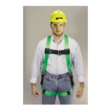 Green Python™ Ultra Full Body Harness With DuraFlex® Webbing