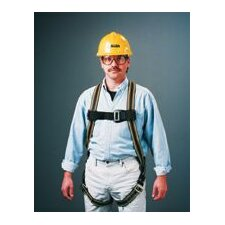 DuraFlex Non-Conductive Harness With Adjustable Belt Loops For Linemen's Belt