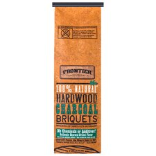 9 lbs 100% Natural Hardwood Charcoal Briquets