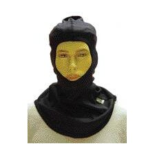 Size Fits All Navy Single Layer Flame Resistant Balaclava Hood With Arc-Rating of 12 cal/cm²