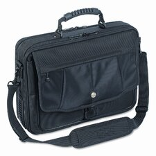 <strong>Targus®</strong> Targus Blacktop Deluxe Laptop Briefcase