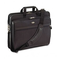 Targus Leather Laptop Briefcase