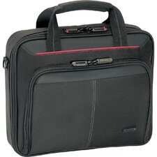 Classic Clamshell Laptop Briefcase