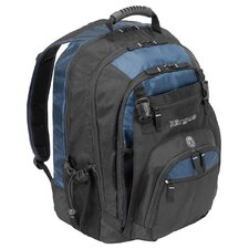 Extra Large Notebook Backpack in Black