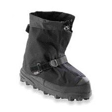 "<strong>Norcross Safety Products</strong> Medium 11"" Black STABILicer® Voyager™ Overshoe With Duraflex Quick Release Buckle And 32 Replaceable Spikes"
