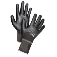 <strong>Perfect Fit</strong> Black Nylon Gloves 40241 Dipped