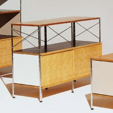"Eames 47"" 2-Door Storage Unit"