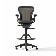 <strong>Herman Miller ®</strong> Aeron Basic Stool