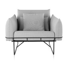 <strong>Herman Miller ®</strong> Wireframe Lounge Chair