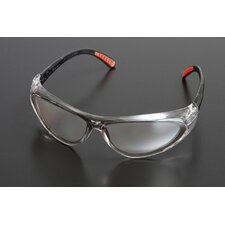 Series Safety Glasses With Clear Frame And Clear Lens