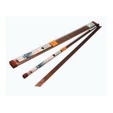 """1/8"""" X 36"""" R60 Radnor® RG60 Carbon Steel Bare Gas Welding Rod 1 Pound Tube"""