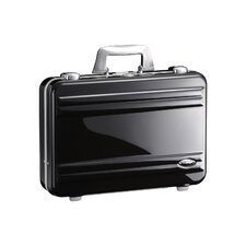 "Classic Polycarbonate 16.2"" Small Framed Attache Case"
