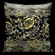 Como Gardens Square Satin Pillow