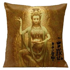 Zen Indian Buddha Pillow