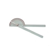 Stainless Steel 180 Degree Goniometer