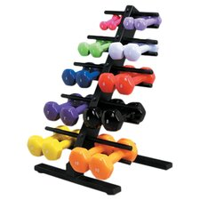 Dumbbell Floor Rack