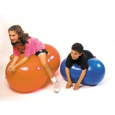 Inflatable Exercise Saddle Roll