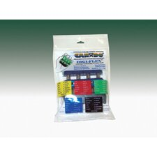 Digi-Flex Hand Exerciser (Set of 5)