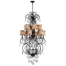 Annelise 12 Light Foyer Chandelier