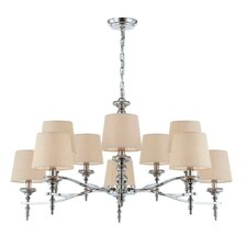 Jana 10 Light Chandelier