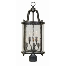 Cairns 6 Light Outdoor Post Lantern