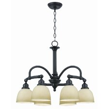 Amelia 6 Light Chandelier