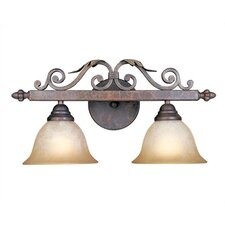 Olympus Tradition 2 Light Vanity Light