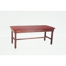 SkillbuildersWooden Treatment Table with H-Brace