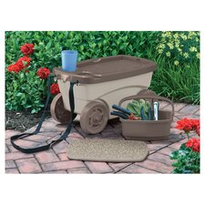 Garden Scooter (Set of 2)