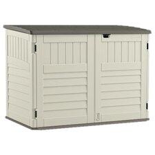 """5'10.5"""" W x 3'2.5"""" D Storage Shed"""